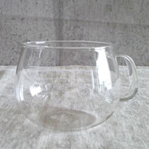 キントー KINTO UNITEA カップ S ガラス|hanamomimo-zakkaten