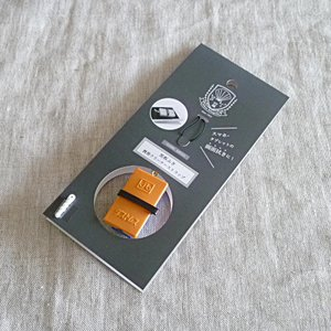 日本理化学工業 スクールシリーズ 黒板ふき 携帯クリーナーストラップ SSTP-RG hanamomimo-zakkaten