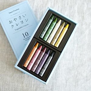 mizuiro inc おやさいクレヨン Vegetable Crayon hanamomimo-zakkaten
