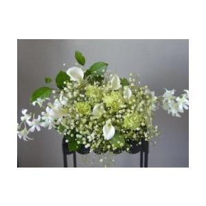 お供え用花束  エンジェル花束|hanamusubi333