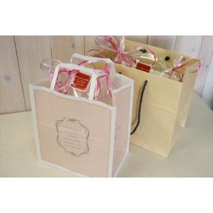 持ち運び用手提げ袋(紙袋)【単品購入不可】お花・アレンジメントなどと一緒にご注文ください。|hanamusubi333