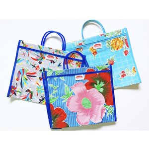 【40%OFF価格】KITSCH KITCHEN ショッピングバッグ - BS|hananoco-bazaar