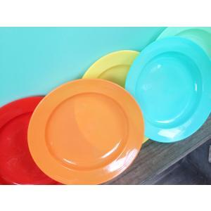 ベトナム・プラスチック皿|hananoco-bazaar