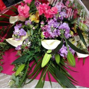 花束ギフトセットLLサイズ:送料無料ギフト|hanaoroshi