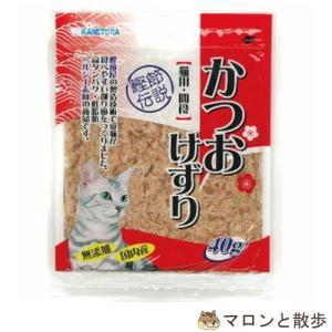 訳あり 鰹節伝説 かつおけずり(40g) 猫 おやつ ふりかけ 在庫処分 ◆賞味期限 2020年10月 hanasakajijii