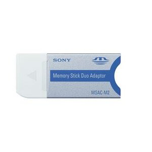 Sonyメモリースティック デュオアダプターMSAC-M2