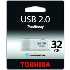 USBフラッシュメモリ:東芝純正新品32GB(THNU32HAY BL5)|hanashinshop