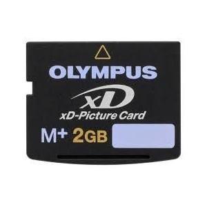 xd:新品Olympus XDピクチャー2GB(M+)(メール便送料160円)|hanashinshop
