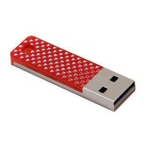 USBメモリ:SanDisk製純正新品Cruzer Facet 16GB(SDCZ55-016G,赤/銀)メール便送料160円|hanashinshop