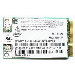 無線LANカード:新品IBM ThinkPad R60/R60e/T60/X60等用(42T0857)|hanashinshop