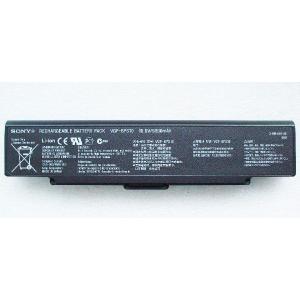 バッテリ:純正新品Sony製VGN-SZ*5**/SZ*4**等用(VGP-BPS10)国内発送|hanashinshop