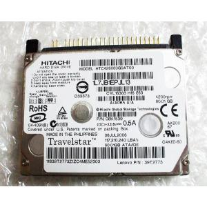 "新品日立製1.8""HDD60GB HTC426060 G9AT00