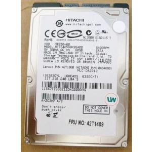 純正新品IBM/Lenovoパソコン用HDDハードディスク60GB (42T1489)|hanashinshop