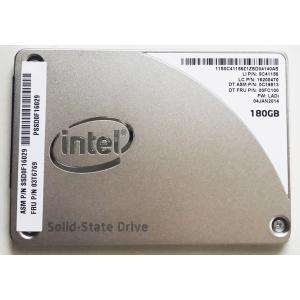 SSD:Lenovo製純正品 (Intel製) SSD Pro 1500Series 180GB(03T6769,SSD0F16029, 国内発送)|hanashinshop