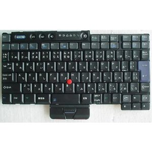純正新品IBM ThinkPad  X30/ X31用キーボード(08K5074|hanashinshop