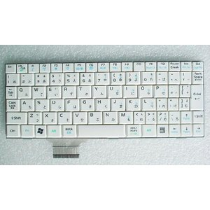 新品ASUS EeePC 900-X等用キーボード (V072462AJ2)白|hanashinshop