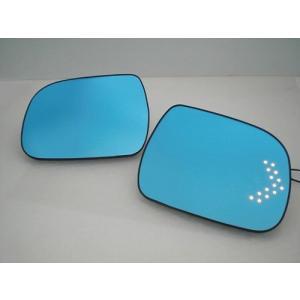 ガルーダ BLLEDミラー LED付きブルーミラー フォルクスワーゲン ポロ 6R 2010- 送料区分【その1】 BVW-09|hanatora