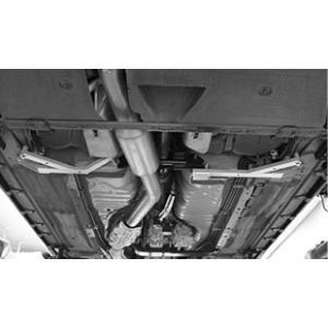 ニスモ アンダーフロア補強バー 日産 スカイラインGT-R BCNR33 [補強パーツその他] 76440-RSR45 hanatora