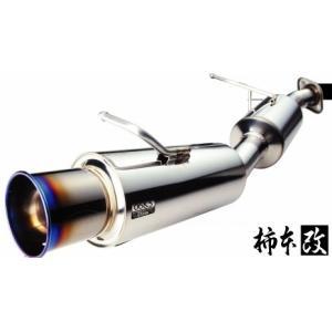 柿本レーシング GTbox 06&S スズキ アルトワークス GF-HA22S K6A(T) 98/...