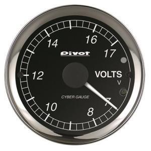 Pivot(ピボット) CYBER GAUGE 電圧計 OB...