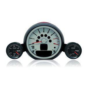 Pivot(ピボット) EURO CAR GAUGE R56 MINI用 メーターフルキット 品番:52X-MN|hanatora
