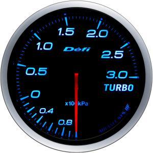 Defi(デフィ) ADVANCE BF φ60 ターボ計300kPaモデル ブルー照明 品番:DF14703