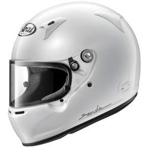 ARAIヘルメット GP-5W 8859 (59) 白 品番:GP-5W-8859-L hanatora