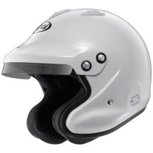 ARAIヘルメット GP-J3 8859 (60-61) 白 品番:GP-J3-8859-XL-WH hanatora