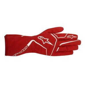 alpinestars(アルパインスターズ) TECH 1-K RACE ≪カートグローブ≫ RED サイズ:L 品番:3552017-30-L hanatora