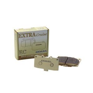 DIXCEL(ディクセル) ブレーキパッド エクストラクルーズタイプ フロント 日産 e-NV200...