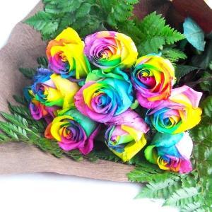 こちらは市場仕様の切り花です。ギフトの場合はラッピングをお選びください。 お好みの花を選んで花束に!...
