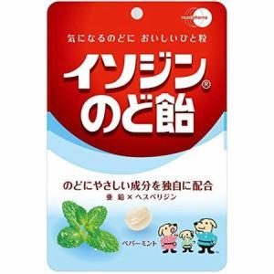 イソジンのど飴 ペパーミント 91g(4987906010080) 医薬品、日用品の花×花ドラッグ