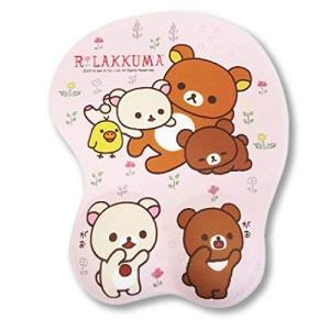 52694985/畑山商事/San-x立体マウスパッド2(リラックマ/ピンク)/PC/アクセサリー/...