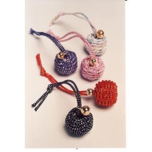 ビーズ手芸 おばあちゃんに喜ばれる福音鈴 山久オリジナル ビーズキット|handcraft