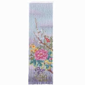 ビーズ のれん キット スキルタペストリーT376 和花 ビーズのれんキット 元廣|handcraft