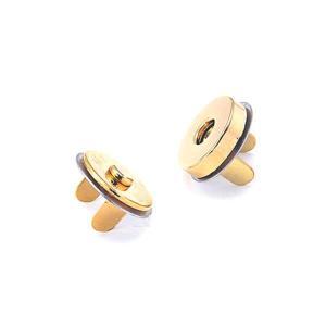 マグネット付丸型ホック18mm 1袋1組×5袋単位 ハマナカ|handcraft