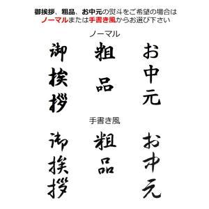 お年賀 タオル 中国産のし付(名入れ無) タオ...の詳細画像2