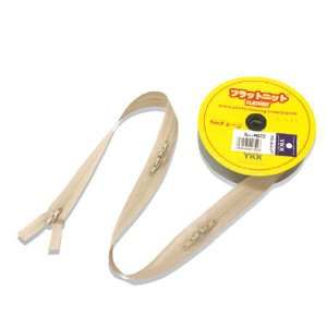 No,2.5フラットニット5mファスナー(チェーン)  YKK|handcraft
