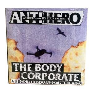 ANTIHERO THE BODY CORPORATE|handcsports