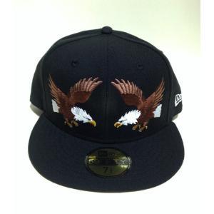 ニューエラ5950 newera SUKAJAN EAGLES/BLACK|handcsports