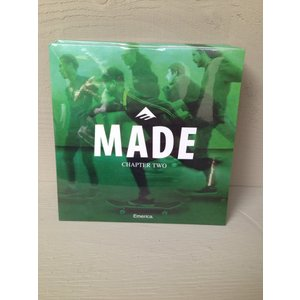MADE CHAPTER TWO  EMERIKA SKATEBOARDING スケートボードDVD |handcsports