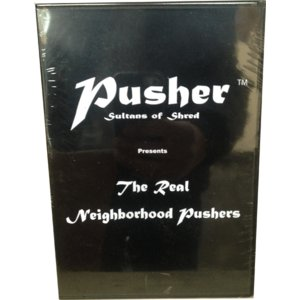 PUSHER/THE REAL NEIGHBORHOOD PUSHERSスケートボードDVD |handcsports