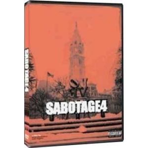 SABOTAGE 4 スケートボードDVD |handcsports