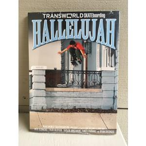 HALLELUJAH /スケートボードDVD/Transworld Skateboard /スケボー|handcsports