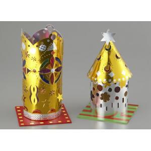 夏休み 工作 ゆめランプ LEDタッチライト付 ランプ工作 / 自由研究 キット 工作キット 小学生 自由工作 手作り 低学年 高学年 小学校 ハロウィン クリスマス|handmadecraft|02