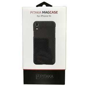 東急ハンズ 送料無料 【iPhoneXR】 PITAKA MAGケース KI9001XR ブラック/グレー|hands-net|02