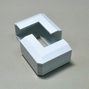 東急ハンズ マサル ニューエフモール2号用出角 ホワイト|hands-net