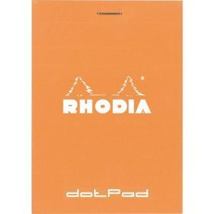 東急ハンズ RHODIA No.12 ドット 85×120 cf12558|hands-net