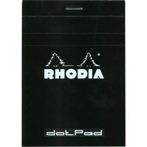 東急ハンズ RHODIA No.12 ドット ブラック cf12559|hands-net