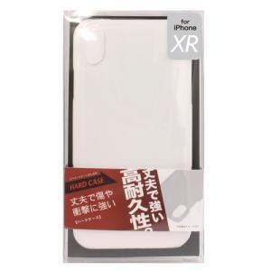 東急ハンズ 【iPhoneXR】 藤本電業 ハードケース J18M−01CL クリア|hands-net